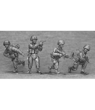 Empress Miniatures Chinese Command (PLA5)