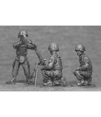Empress Miniatures Chinese Mortar Team (PLA7)
