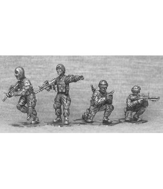 Empress Miniatures Chinese Special Forces (PLA8)