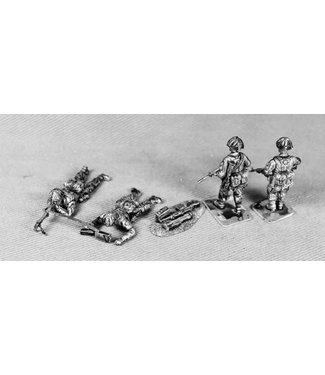 Empress Miniatures British GPMG Teams (BAOR10)