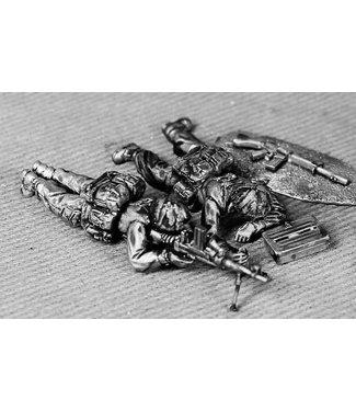 Empress Miniatures British LMG Teams (BAOR11)