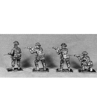 Empress Miniatures British Infantry Firing (BAOR2)