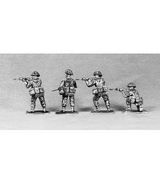 Empress Miniatures British Infantry Firing (BAOR7)
