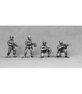 Empress Miniatures French Infantry Waiting (FR02)