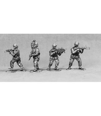 Empress Miniatures French Infantry Firing (FR04)