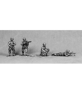Empress Miniatures French Support Weapons (FR07)