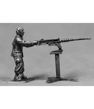 Empress Miniatures Insurgent with .50cal (INS06)