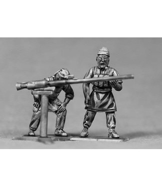 Empress Miniatures Insurgents with SPG9 Recoiless Rifle (INS08)