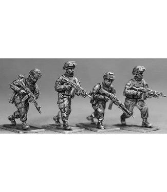 Empress Miniatures Russian Infantry Advancing (RUS02)