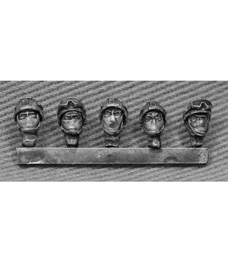 Empress Miniatures Russian Heads with Masks (RUS07)