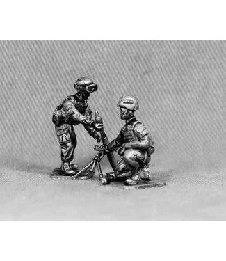 Empress Miniatures Russian Mortar Team (RUS15)