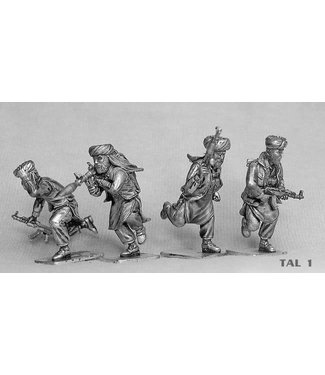 Empress Miniatures Taliban Infantry Running (TAL01)