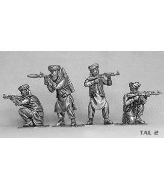 Empress Miniatures Taliban Infantry Firing (TAL02)