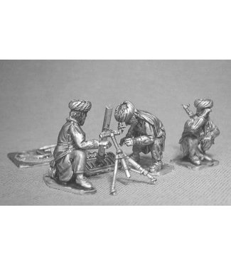 Empress Miniatures Taliban Mortar Team (TAL05)
