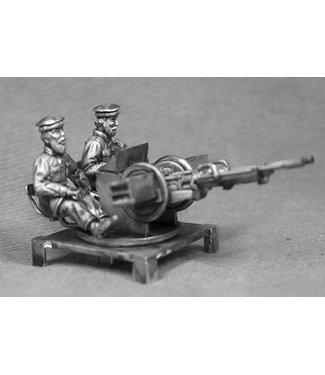 Empress Miniatures Taliban ZU-23 with Crew (TAL11)