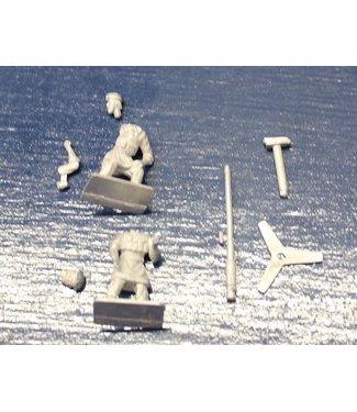 Empress Miniatures Taliban SPG RR and Crew (TAL10)