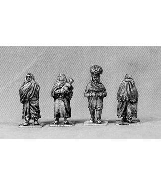 Empress Miniatures Afghan Female Civilians (AFGCIV1)