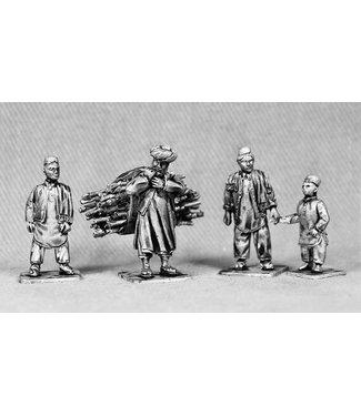 Empress Miniatures Afghan Male Civilians (AFGCIV3)