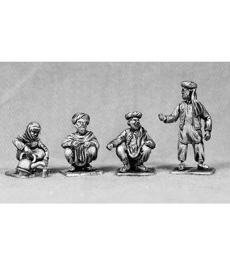 Empress Miniatures Afghan Civilians (AFGCIV4)