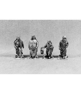 Empress Miniatures Middle Eastern Civilians (MIDCIV1)