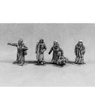 Empress Miniatures Middle Eastern Female Civilians (MIDCIV2)