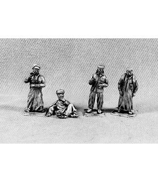 Empress Miniatures Middle Eastern Civilians (MIDCIV3)