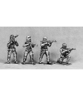 Empress Miniatures Modern Soldiers wearing Keffiyeh (INS10 KEFFIYEH)