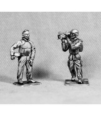 Empress Miniatures Journalists