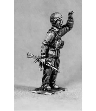 Empress Miniatures Modern Soldiers with Mich Helmets (UN02B MICH HEADS)