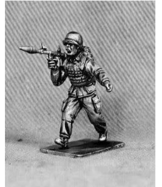 Empress Miniatures Modern Soldiers with African Heads (UN08B M1 AFRICAN HEADS)