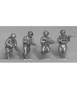 Empress Miniatures US Infantry Advancing (US02)