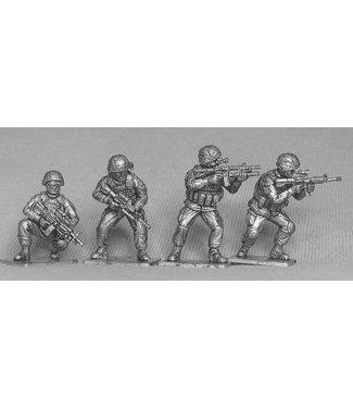 Empress Miniatures US Infantry Firing (US03)