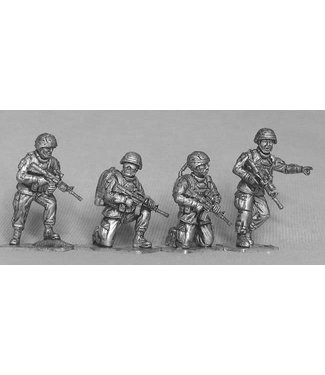 Empress Miniatures US Infantry Command (US04)