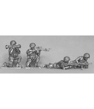 Empress Miniatures US Infantry Support Weapons (US05)