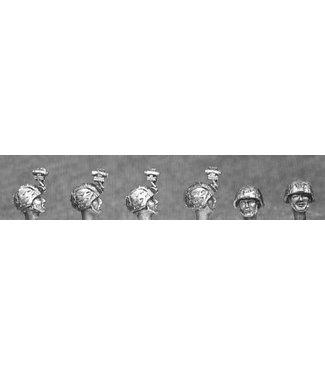 Empress Miniatures US Infantry Heads (US09)