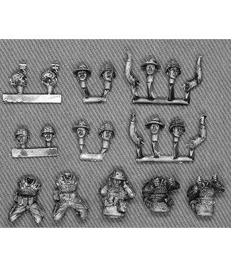 Empress Miniatures US Vehicle Crew (USV1)