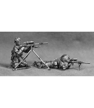 Empress Miniatures US Rangers Snipers (RAN06)