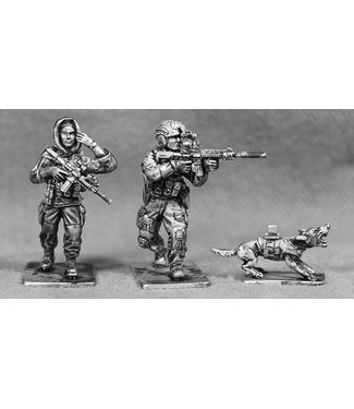 Empress Miniatures US Rangers Support (RAN08)