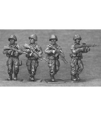 Empress Miniatures US Marines Patrolling (USMC1)