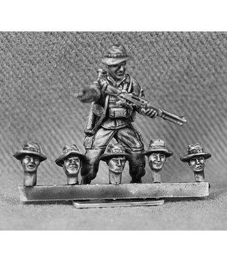 Empress Miniatures US Marines Heads with Boonie Hats (USMC13)