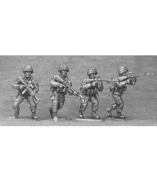 Empress Miniatures US Marines Advancing (USMC2)