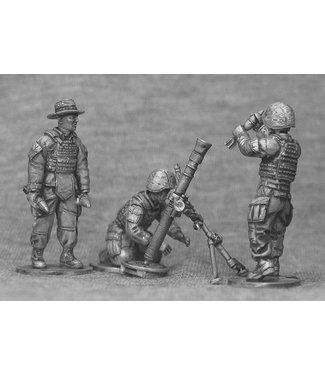 Empress Miniatures US Marine Mortar Team (USMC6)