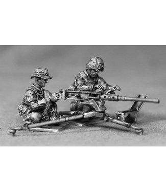 Empress Miniatures US Marines Machine Gun Team (USMC9)