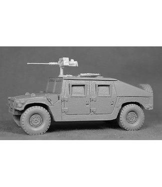 Empress Miniatures Humvee 50 Cal