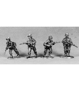 Empress Miniatures ANZAC Riflemen Advancing (ANZ1)