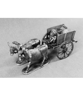 Empress Miniatures Buffalo Wagon (DS1)