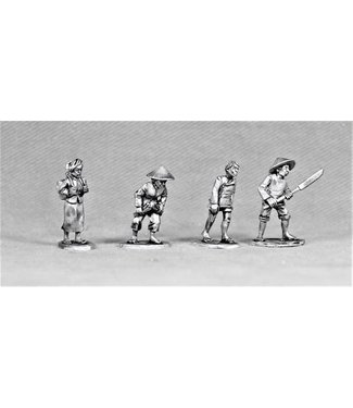 Empress Miniatures Villagers (DS3)