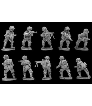 Empress Miniatures French Paratroopers (DBP01)