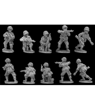 Empress Miniatures French Paratroopers (DBP02)