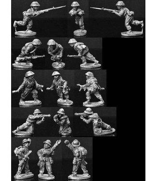 Empress Miniatures Viet Minh Infantry (DBP06)